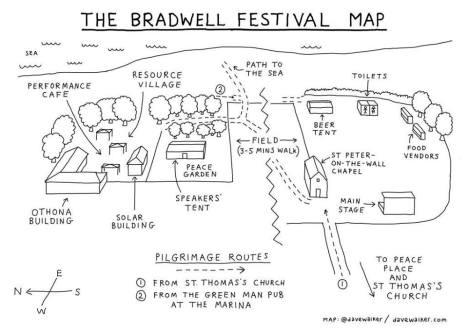 bradwell festival